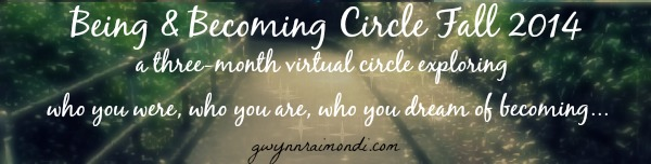 being & becoming circle Fall 2014 link