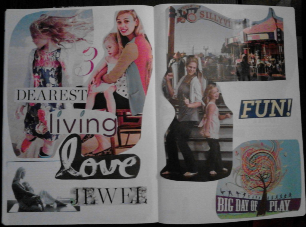 """A vision page created from the prompt """"I accept."""" I accept: (my) Dearest Living love Jewel. Yes I do."""