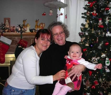 me mama gela december 2007